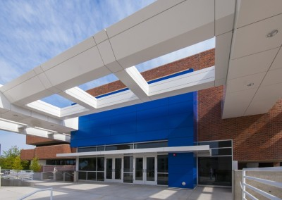 CNM JS&S Building