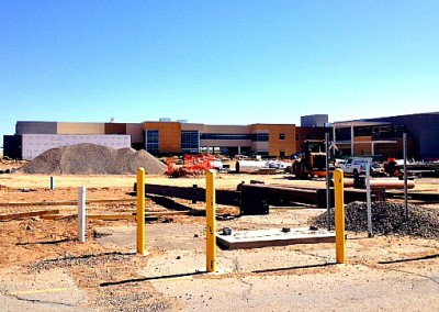 Los Lunas High School Phase 2