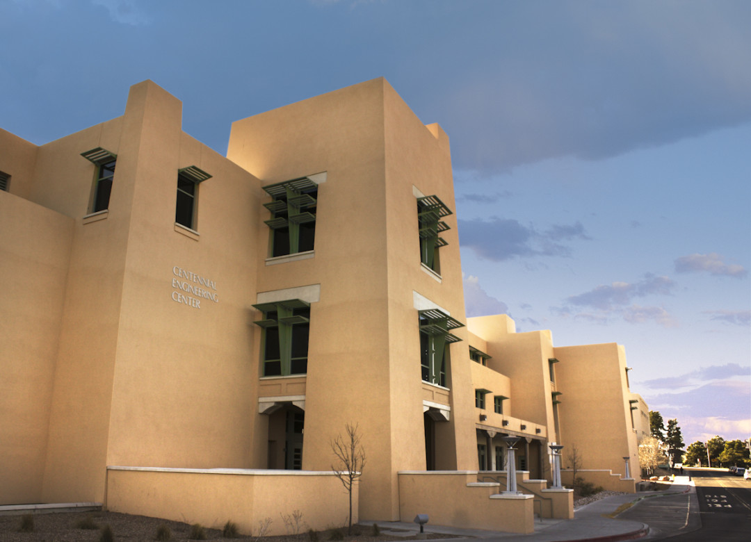UNM Centennial Engineering Laboratory