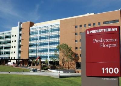 Presbyterian Hospital OR Remodel