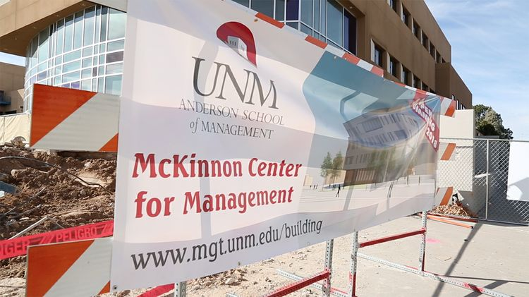 UNM McKinnon Center for Management