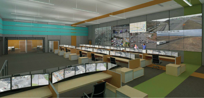 Regional Transportation Management Center