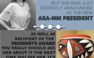 ASA-NM President – Shasta Erickson