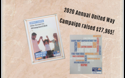 2021 United Way Campaign