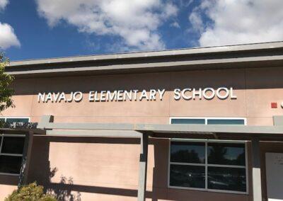 APS Navajo Elementary School