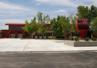 Rio Grande High School – Athletic Facility Renovation